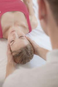 Osteopathische Behandlungen bei Erwachsende