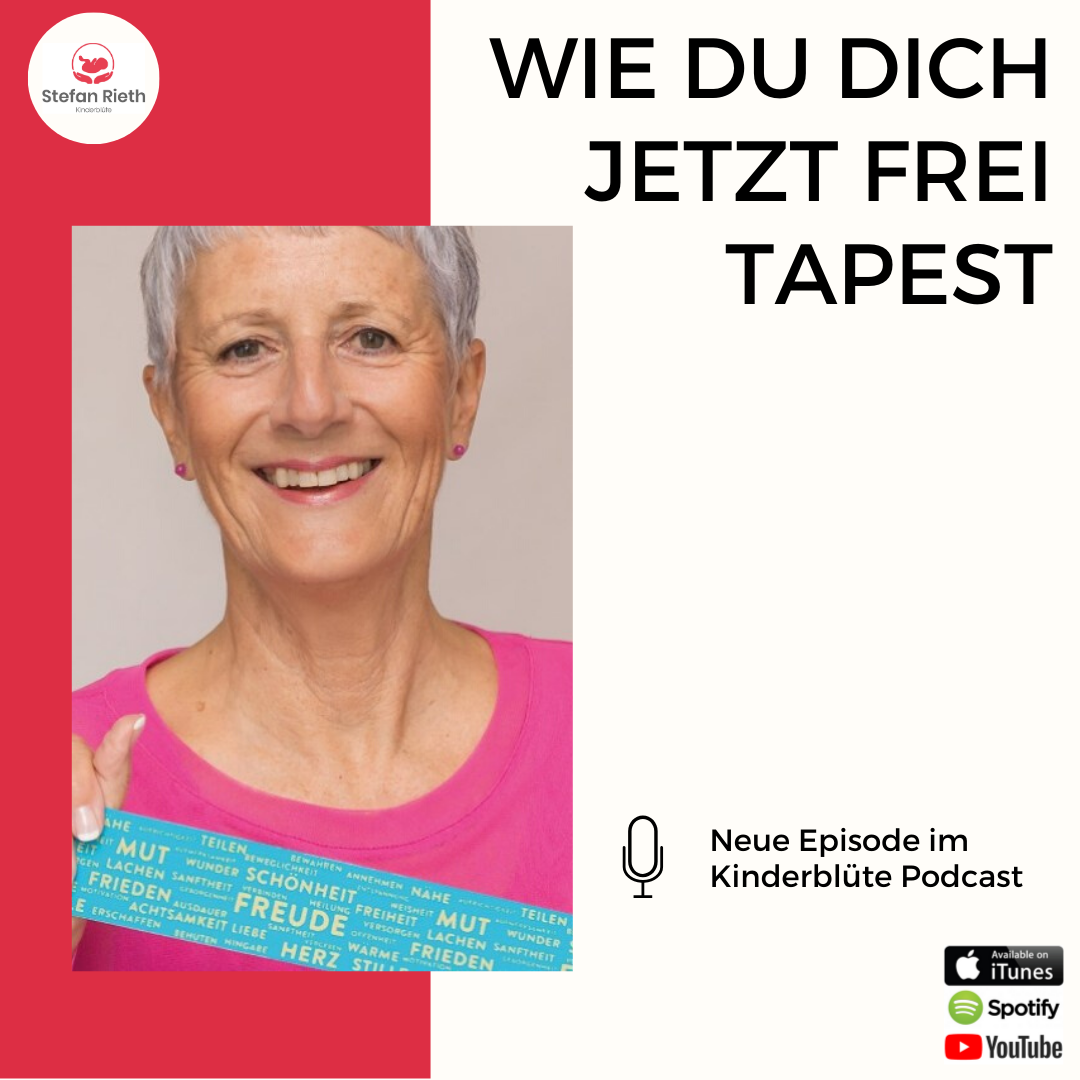 WIE DU DICH JETZT FREI TAPEST – INTEGRALES TAPING
